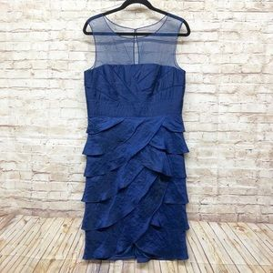 Adrianna Papell Occasions Formal Dress Sleeveless